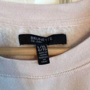 brunette the label Sweaters - Brunette the label MAMA sweater